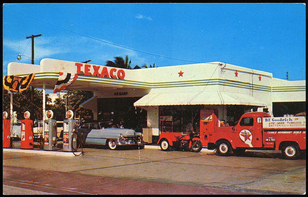 Vintage Tire Air Pump