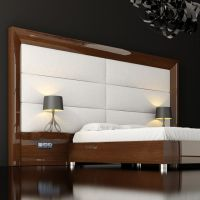Bedroom, Astounding Modern Headboard Images With
