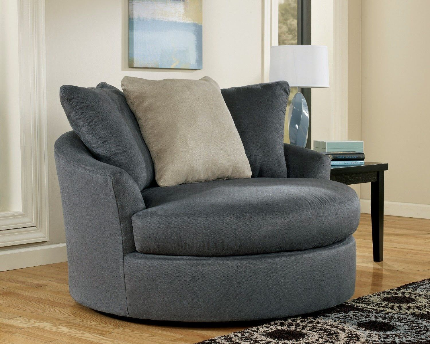 snuggle sofa and swivel chair brown table cuddle couch for sale shopping pinterest