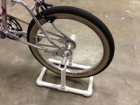 Ready To Roll: DIY Ideas for Making Your Own Bike Stand ...