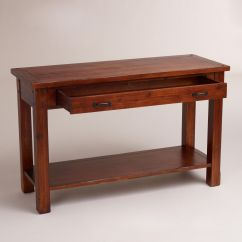 Star Furniture Sofa Table Sure Fit Sleeper Slipcover Madera Console More Tables And Consoles Ideas