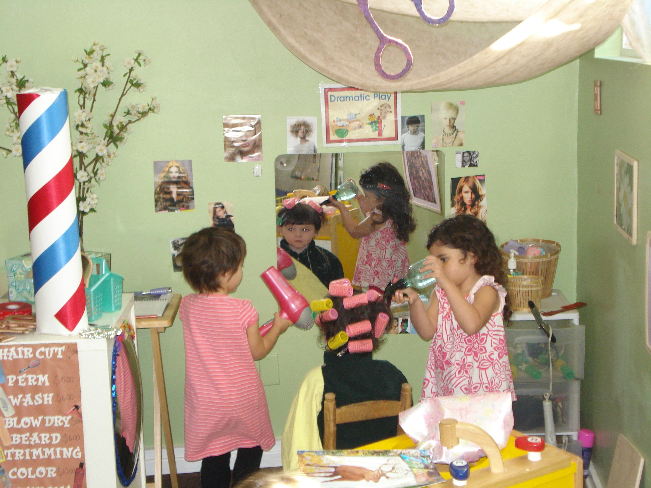 Changing The Dramatic Play Area Of A Creative Curriculum