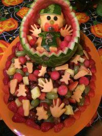Camo boy fruit tray baby shower   Fruit   Pinterest   Camo ...