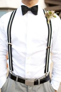 4 Types Of Suspenders You Should be Knowing till now ...