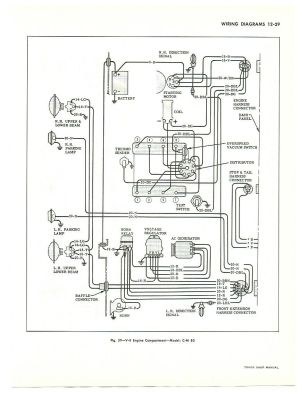 85 Chevy Truck Wiring Diagram | diagram is for large