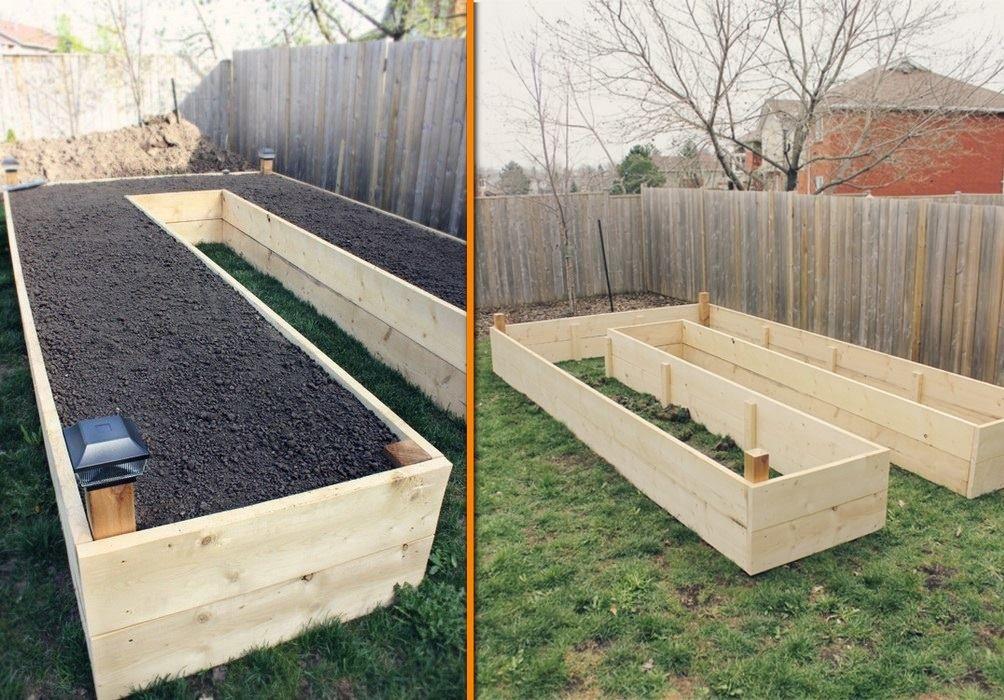 Garden Box Ideas Garden Design Ideas