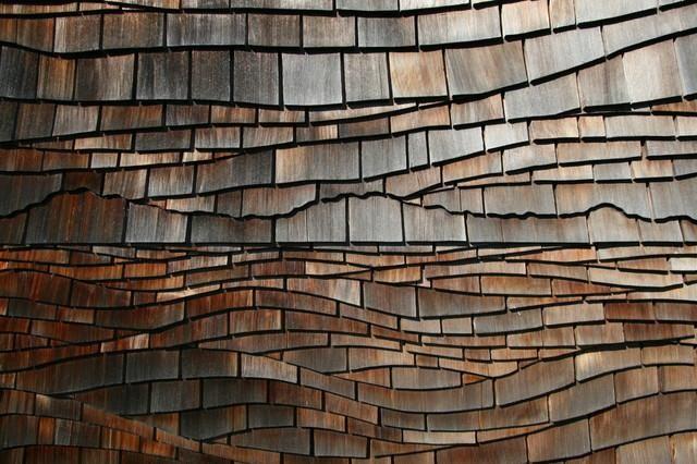 Superb Shingle Wall House Part 8