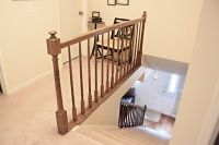 How to Paint Stairway Railings | Stairways, Banisters and ...