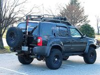 offroad front tire rack | Xterra Rear Bumper & Tire ...