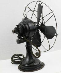 Antique 1930s Westinghouse 10 Oscillating Desk Fan, Table ...