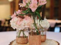 100 Country Rustic Wedding Centerpiece Ideas | Rustic ...