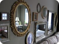 Best 25+ Wall of mirrors ideas on Pinterest