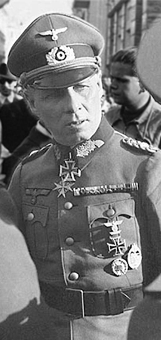 14 Oct 44 Field Marshall Erwin Rommel is forced to commit