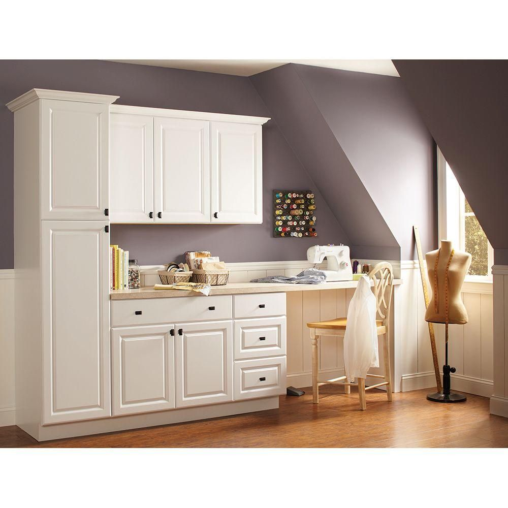 Hampton Bay Hampton Assembled 30x36x12 in Wall Kitchen