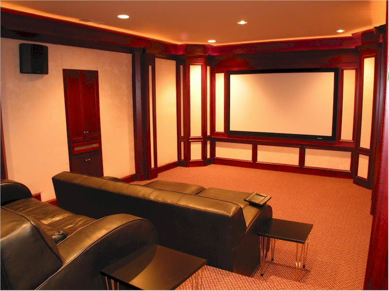 20 Awesome Home Theater Design Ideas 20 Home Theater Design With