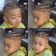 little black boy hairstyles fade