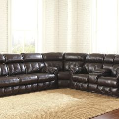 572 Reclining Sectional Sofa With Chaise By Franklin Bed Support Bar Shield Vanora Canyon Modular Signature
