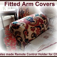 Chair Arm Covers Pattern Revolving Ebay For Chairs  Pinteres