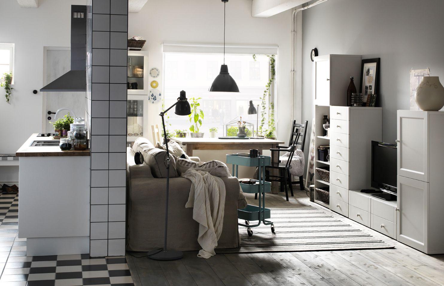 IKEA sterreich Inspiration Wohnzimmer Regal BEST Plaid URSULA Wandschrank FAKTUM