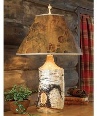 Cabin Decor| Shop for Rustic Lighting| Lodge Table Lamps ...