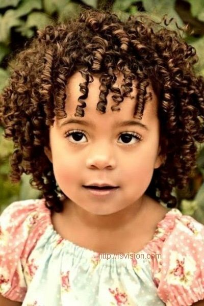 Cute Little Girl Curly Hairstyles #prom Hairstyles Hair