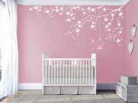 Branch wall Decal Baby Nursery Decals Girls Room Decal