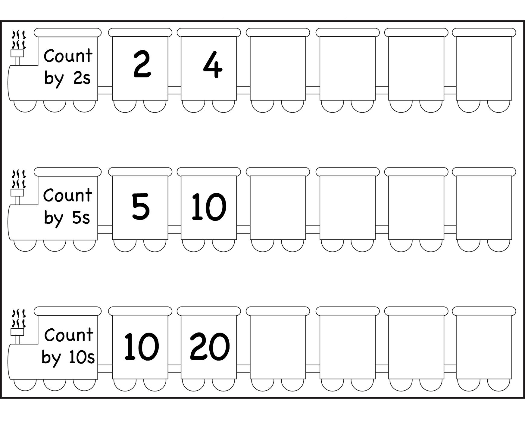 Afbeeldingsresultaat Voor Count By 2s Rekenlijn
