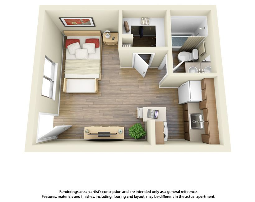 10 floor plans | studio apartment, apartments and 3d