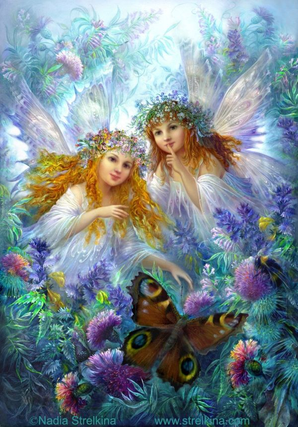 Fairies Mystical Mythical Magical