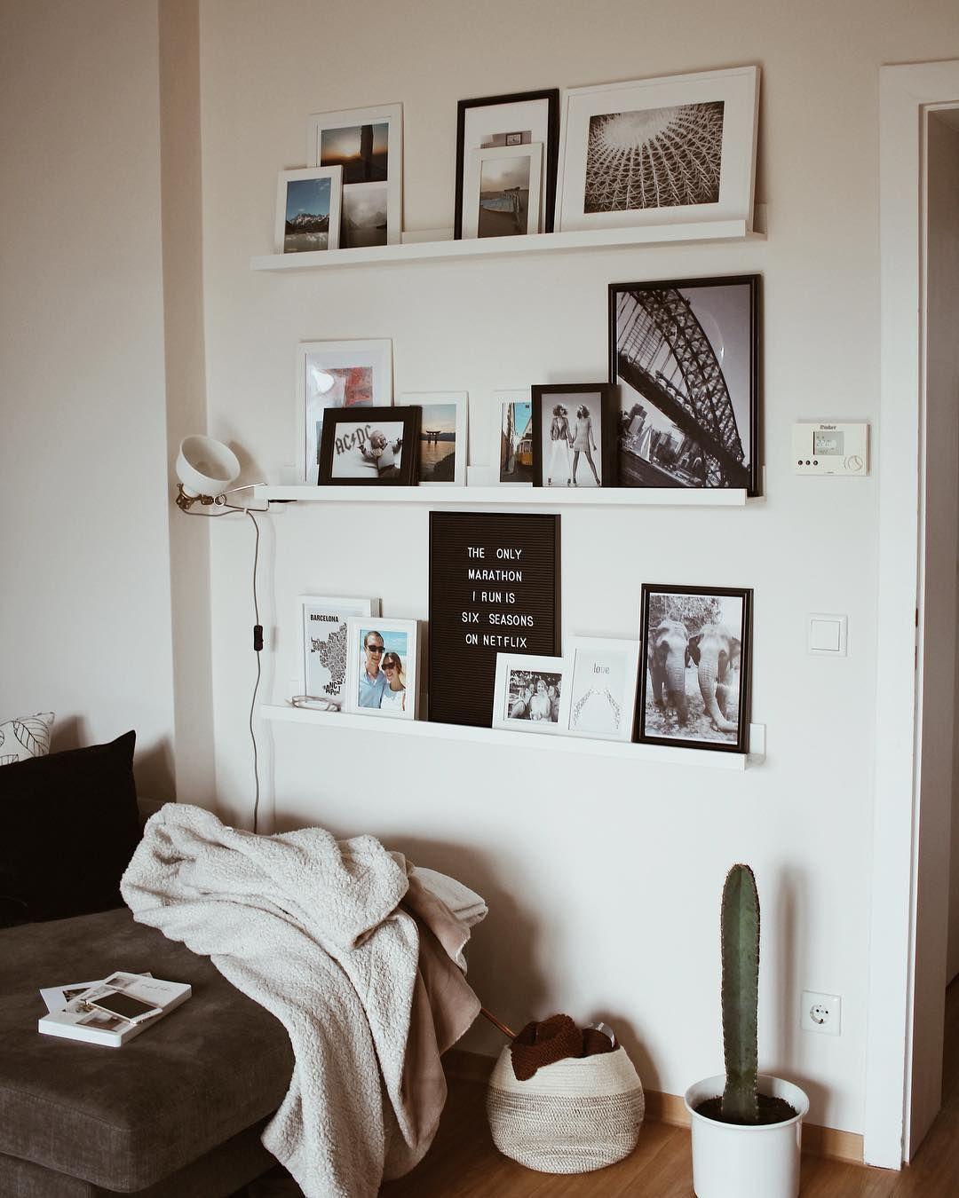 Bilderwand Wohnzimmer Verschiedene Ideen Fur Eine Kreative