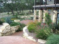 Small Yard Landscaping Ideas Central Texas Drought ...