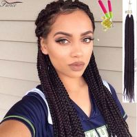 Good Hair For Crochet Braids Beautiful Box Braids Hair ...