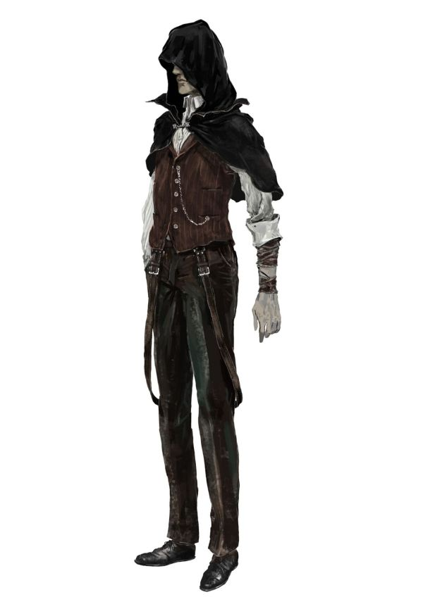 20 Bloodborne Hunter Shirt Pictures And Ideas On Meta Networks