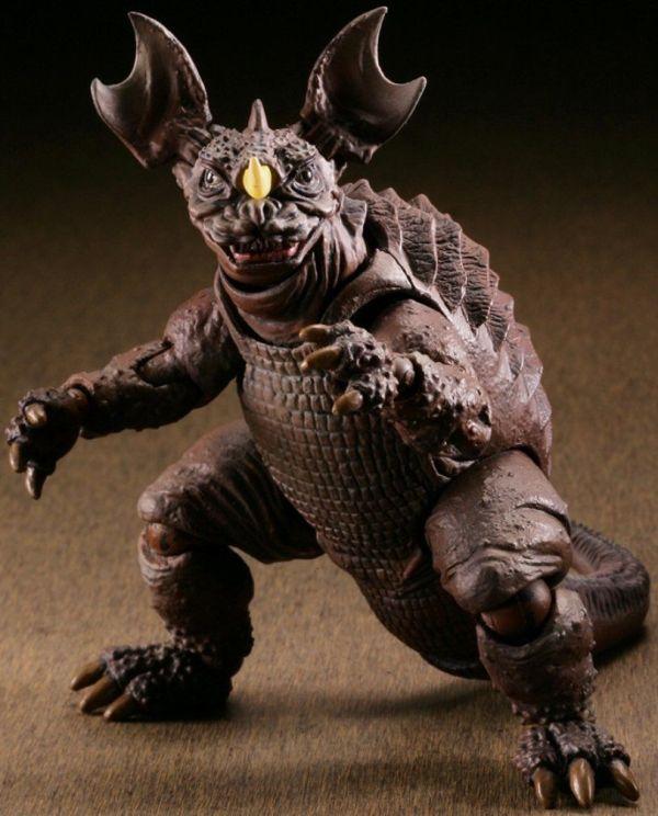 Godzilla Revoltech Scifi Super Poseable Action