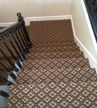 Patterned Carpet for the staircase LOVE! | House Decor ...