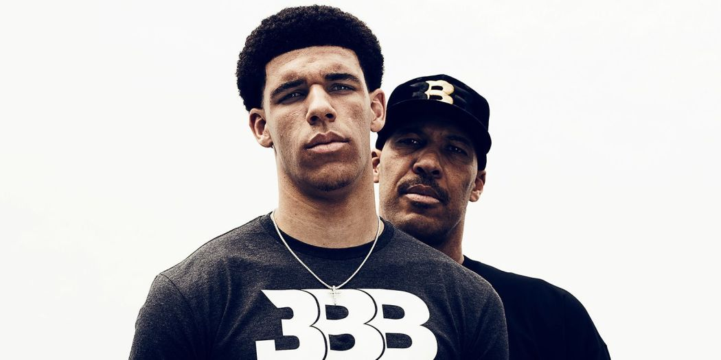 Image result for lavar ball banned from lakers game