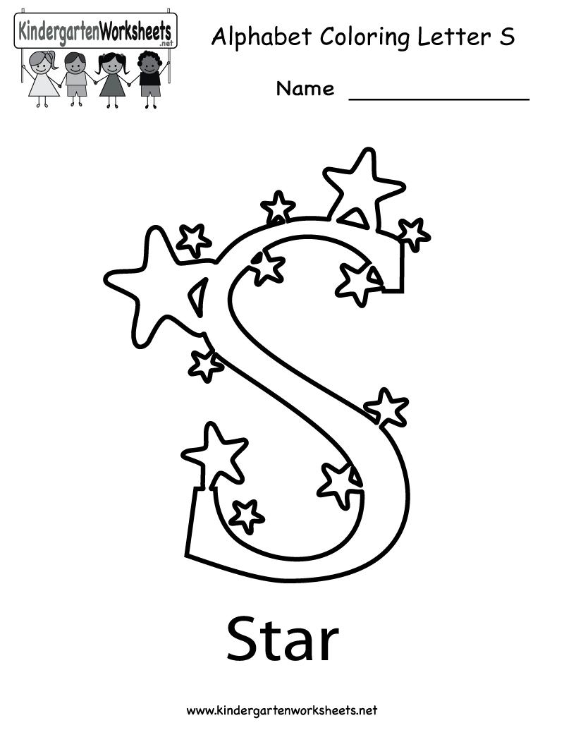 worksheet. Letter S Worksheets For Preschool. Grass Fedjp