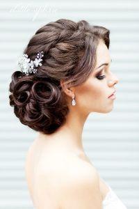 African American. Black Bride. Wedding Hair. Natural ...
