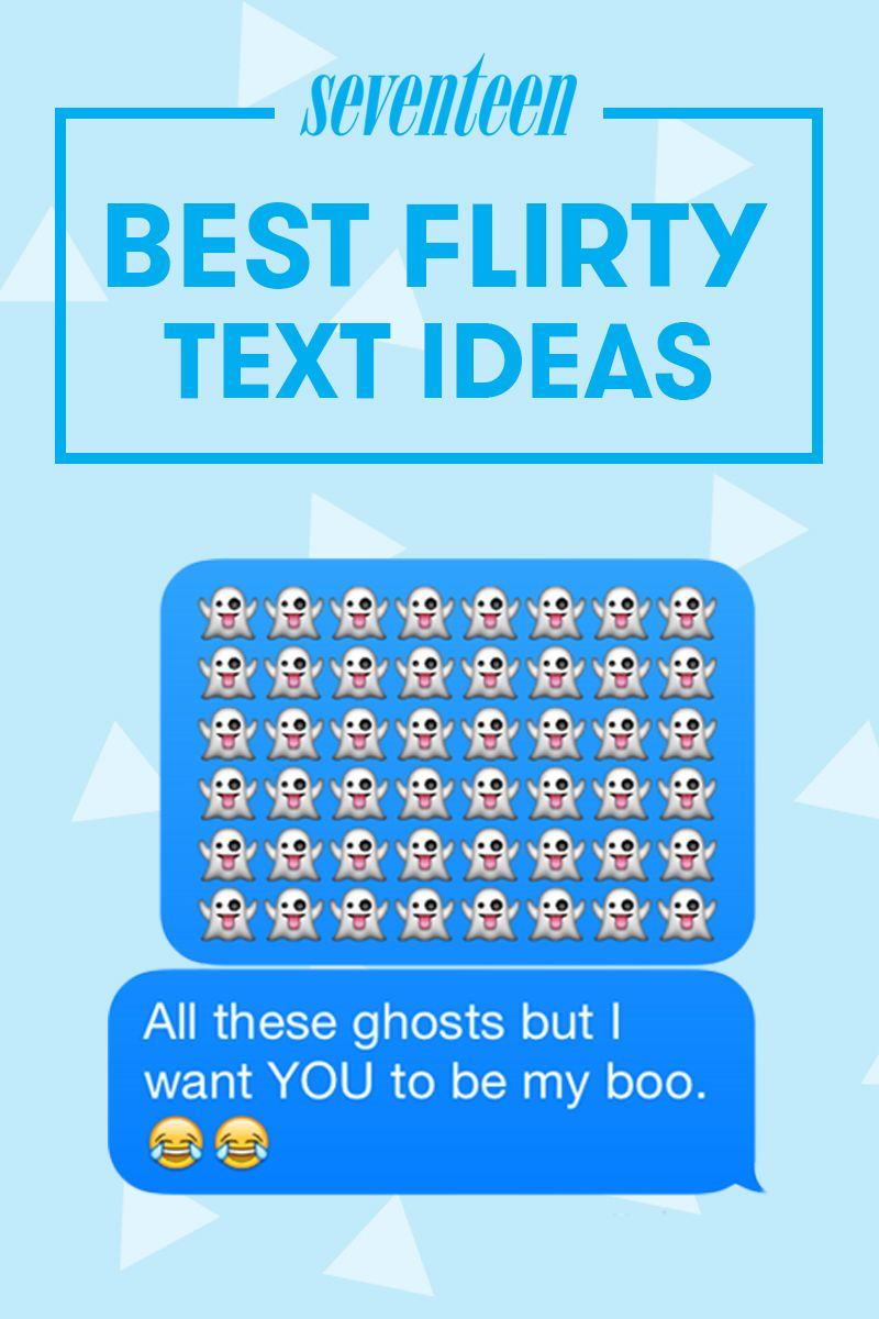 15 things to text your crush if you suck at flirting