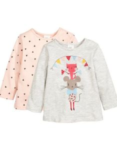 Long sleeved tops in soft cotton jersey with  printed design also check this out rh pinterest