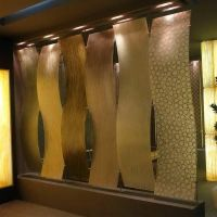 Amazing Design with Acrylic Wall Panels Decoration ...