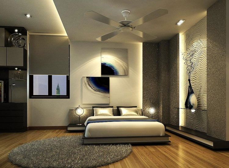 Chambre Adulte Moderne Idees De Design Et Decoration