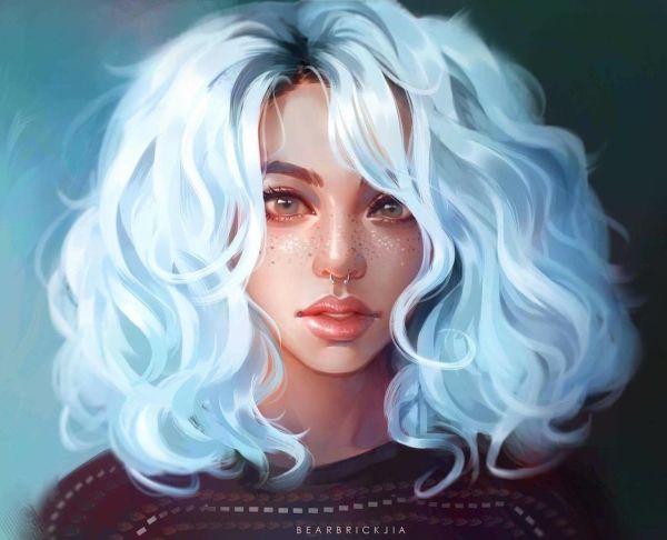 Digital Art Illustration Drawing