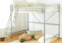 Space Saving Size Loft beds for adults : Furnitures ...