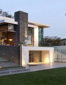 Contemporary modern home design nifty house pleasant new mix best set also rh pinterest