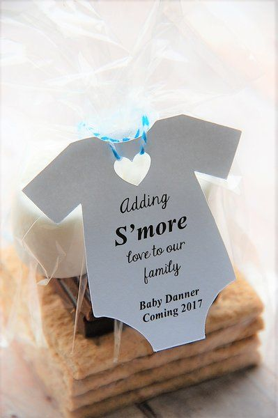 Adding Smore Love To Our Family A Cute Way To Reveal You