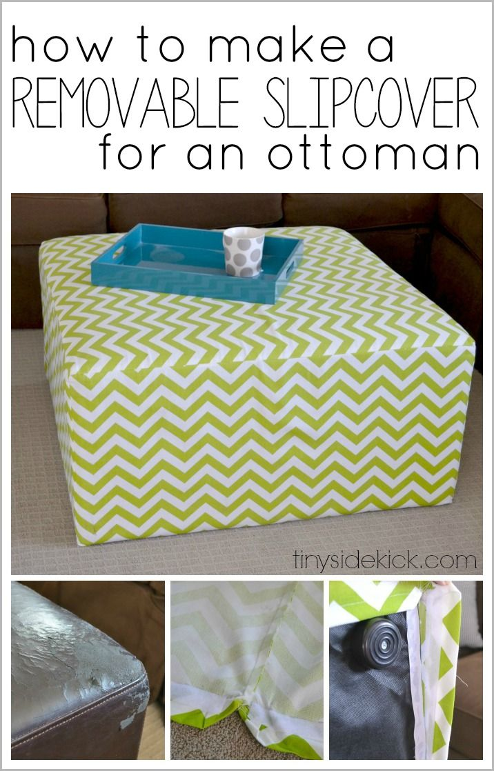 Best 25 Ottoman cover ideas on Pinterest  Ottoman