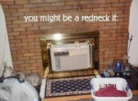 if your air conditioner is in your fireplace.... | You ...