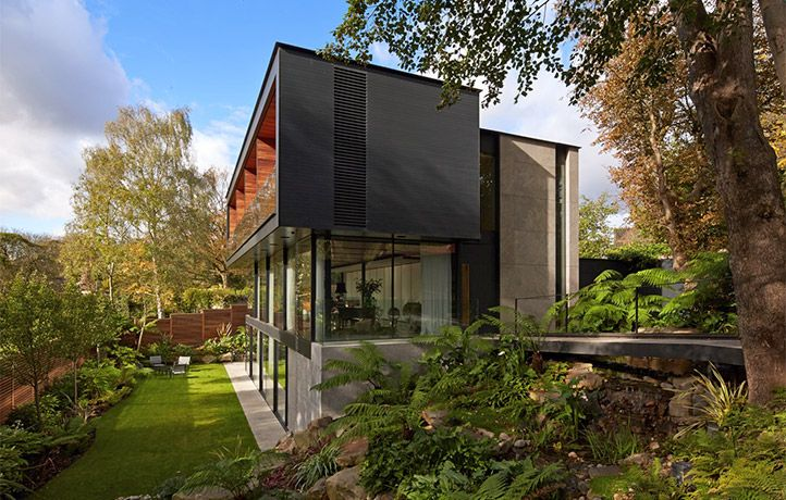Grand Designs RIBA House Of The Year Award On Channel 4 News