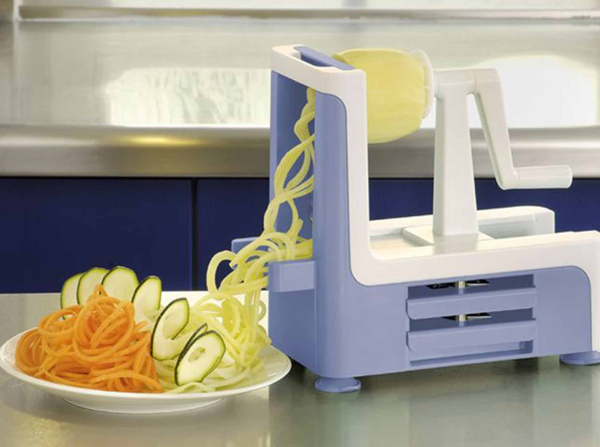 the latest kitchen gadgets slim trash can for spiralizer welcome to must have